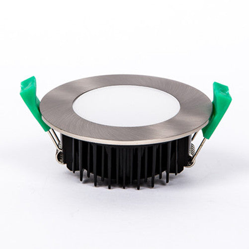 10W Warm White Cool White Dimmable LED Downlights SAA Approved 70mm cutout - Elegant Lighting