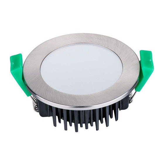 13W Warm White Cool White Dimmable LED Downlights SAA Approved 90mm cutout - elegant-lighting
