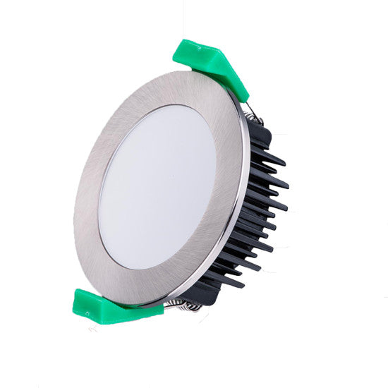 13W Warm White Cool White Dimmable LED Downlights SAA Approved 90mm cutout - Elegant Lighting