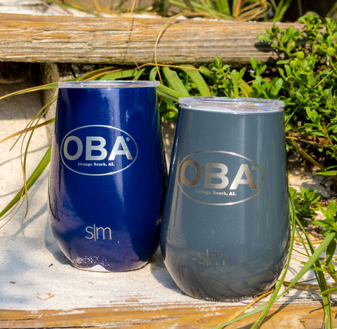 OBA Spirit Wine Tumbler 12oz