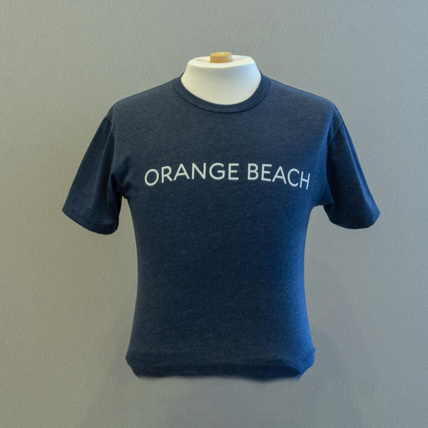 Orange Beach Midnight - Short Sleeve