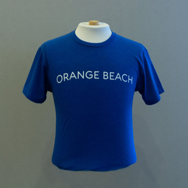 Orange Beach Royal - Short Sleeve