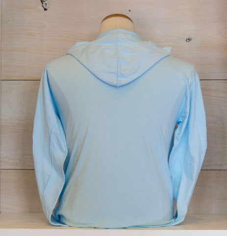 OBA Classic Long Sleeve Hooded Tee
