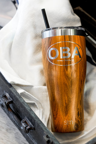 OBA Slim Cruiser Tumbler W/ Straw 32oz