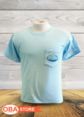 OBA Marlin Logo - Youth Short Sleeve Shirts - Shop Orange Beach Life