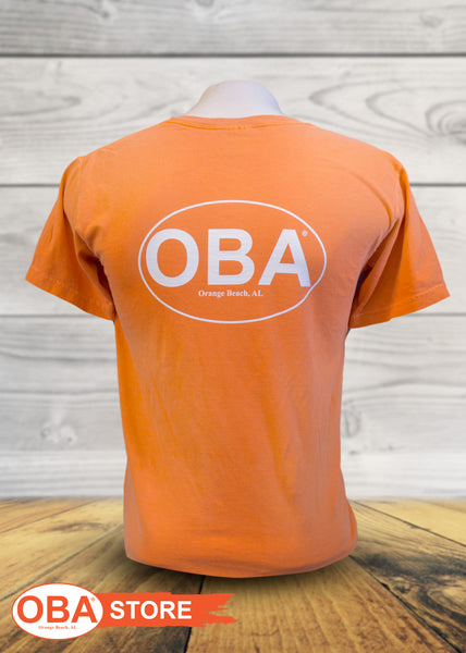 OBA Classic - Short Sleeve - Shop Orange Beach Life