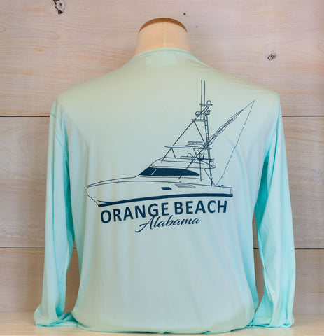 OBA Vapor Boat Long Sleeve - Shop Orange Beach Life