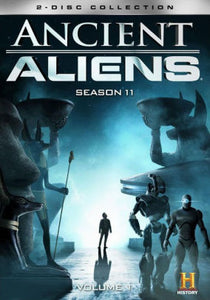 Ancient Aliens Season 11 DVD Box Set