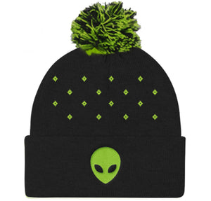 Alien Knit Hat