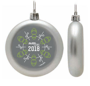 AlienCon 2018 Holiday Ornament
