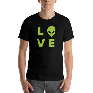 """Love"" AlienCon T-Shirt"
