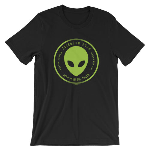 Believe in the Truth AlienCon Shirt