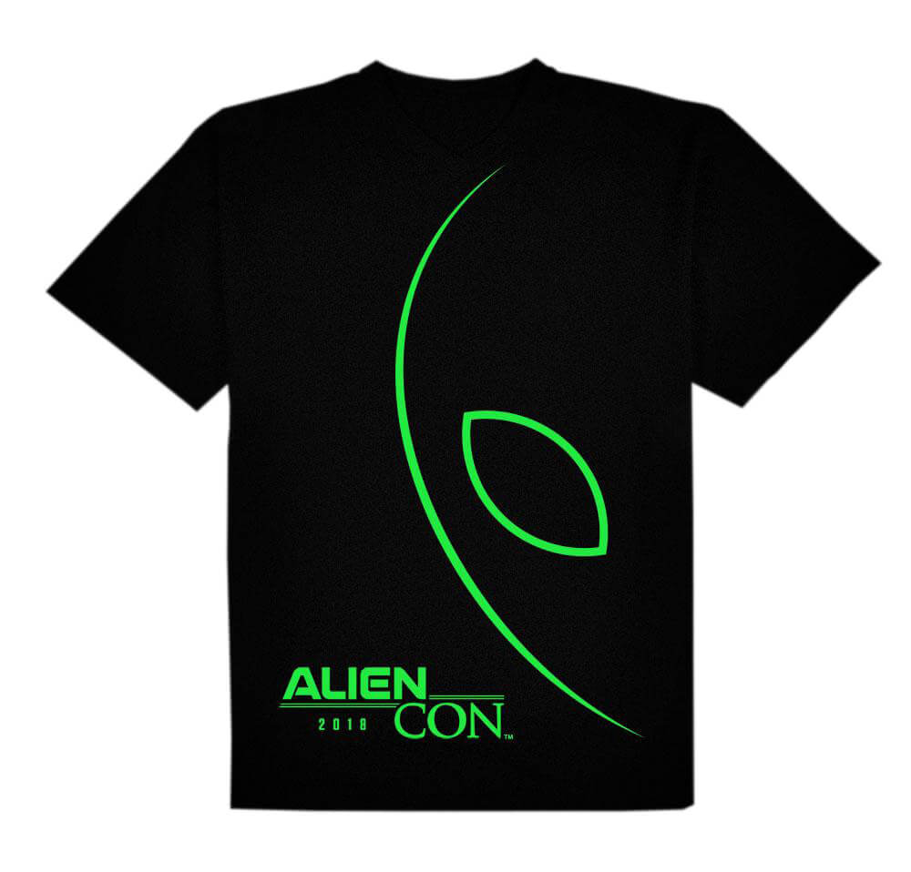AlienCon 2018 Short Sleeve T-Shirt