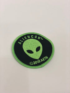 AlienCon Embroidered Patch