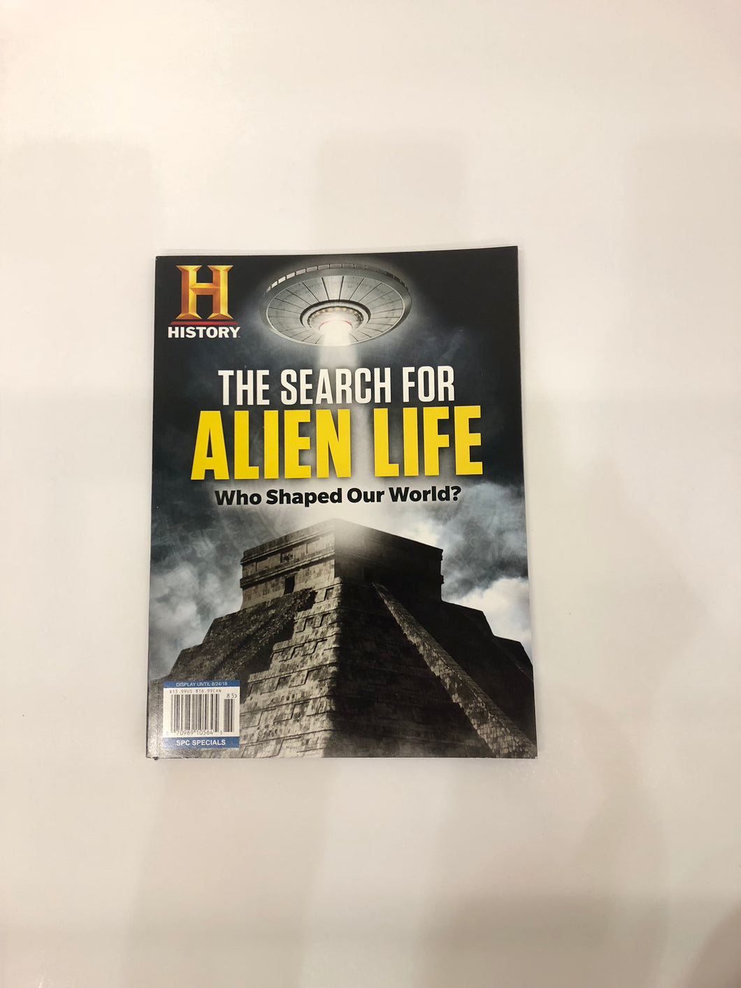 The Search for Alien Life Magazine