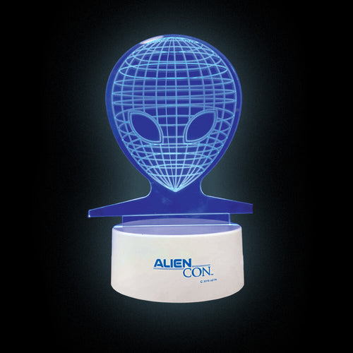AlienCon Glowing Desk Lamp
