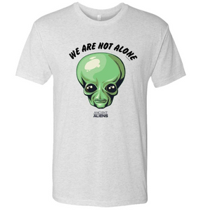 We are Not Alone Ancient Aliens Shirt