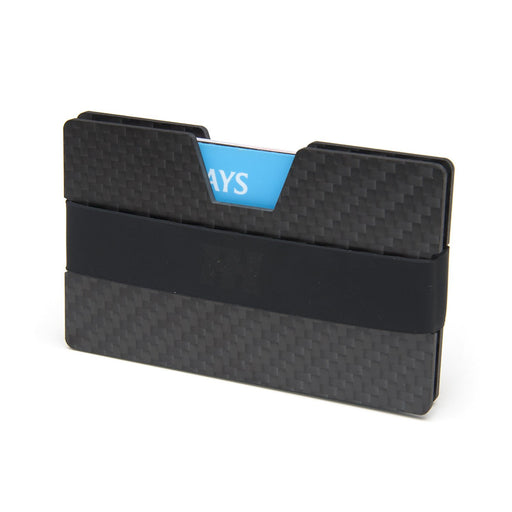 Carbon Fibre RFID Card Holder