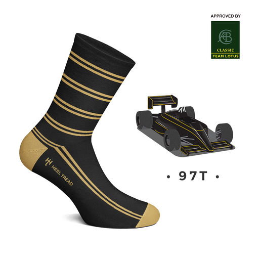 Lotus 97T Socks