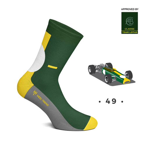 Lotus 49 Socks
