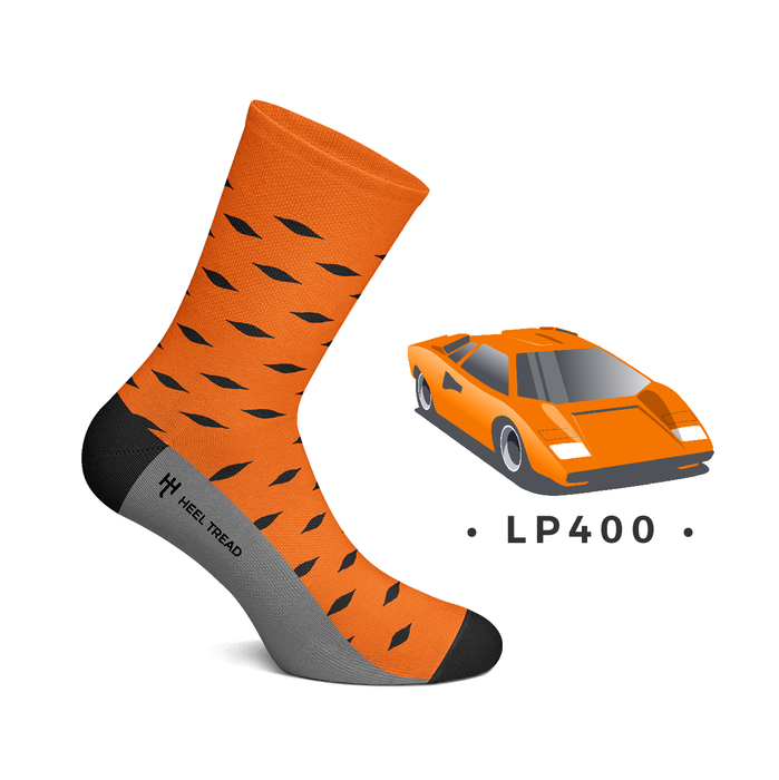 Lamborghini LP400 Socks