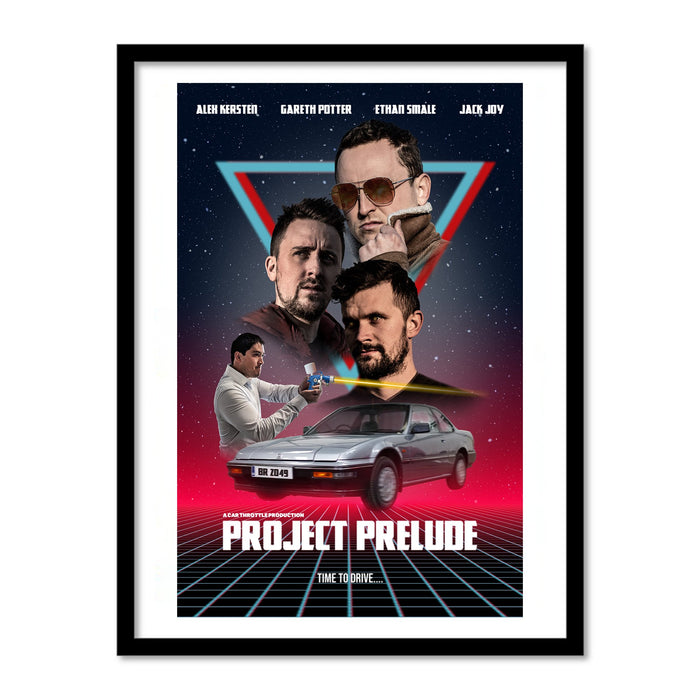 Project Prelude Movie Poster