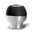 MOMO Race Air-Leather Aluminium Shift Knob