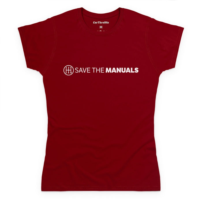 Save The Manuals T-Shirt