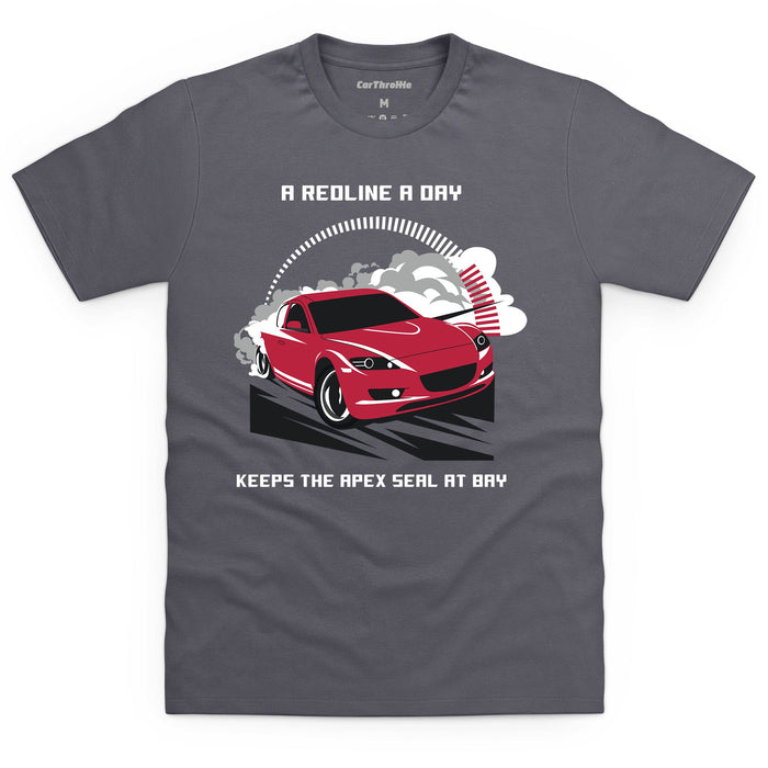 Redline Apex Seals T-Shirt