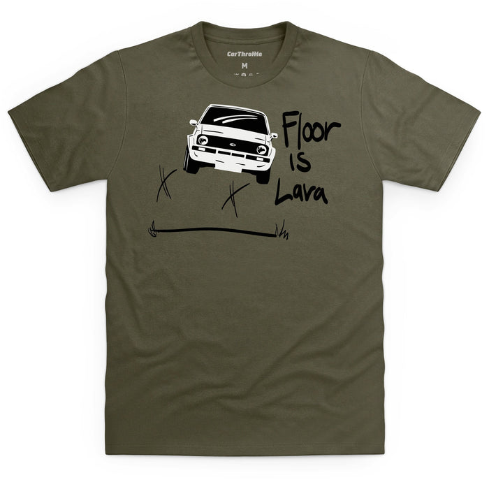 Floor Is Lava T-Shirt