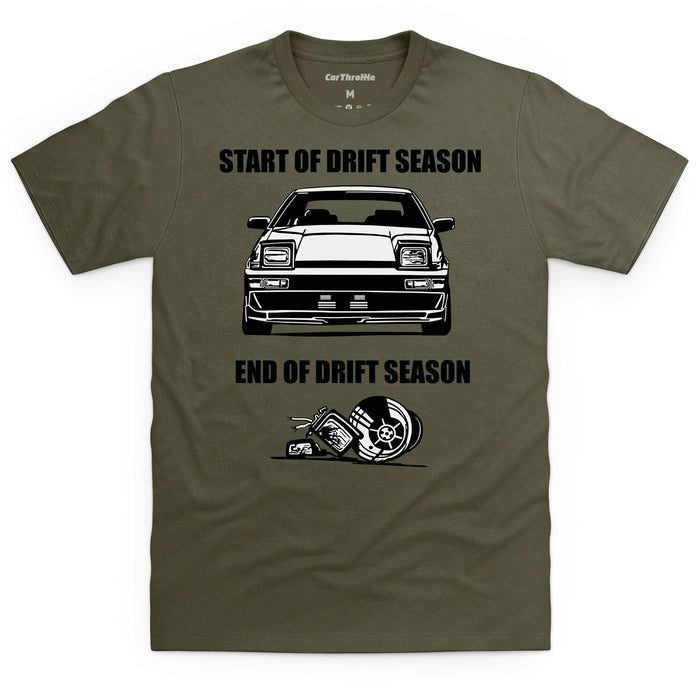 Drift Season T-Shirt