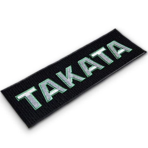 TAKATA Suit Patch