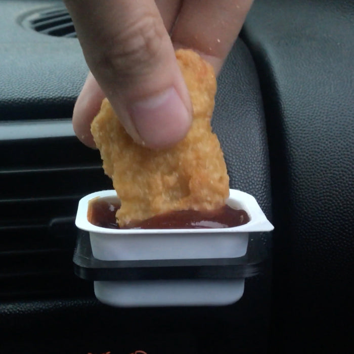 Dip Clip Sauce Holder
