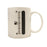 Heat Changing Fuel Gauge Mug