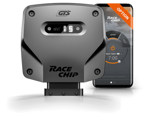 RaceChip GTS with App Control Tuning Box for Volkswagen Passat B7 (3C, 36)
