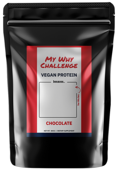 My Why Challenge Vegan Protein (Chocolate)