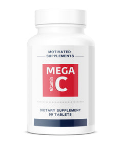 MEGA Time Release Vitamin C (3 month supply)