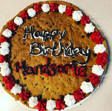 The Good Cookie vegan cookie cake vegan birthday cakes cookie cakes dairy free cookie cakes
