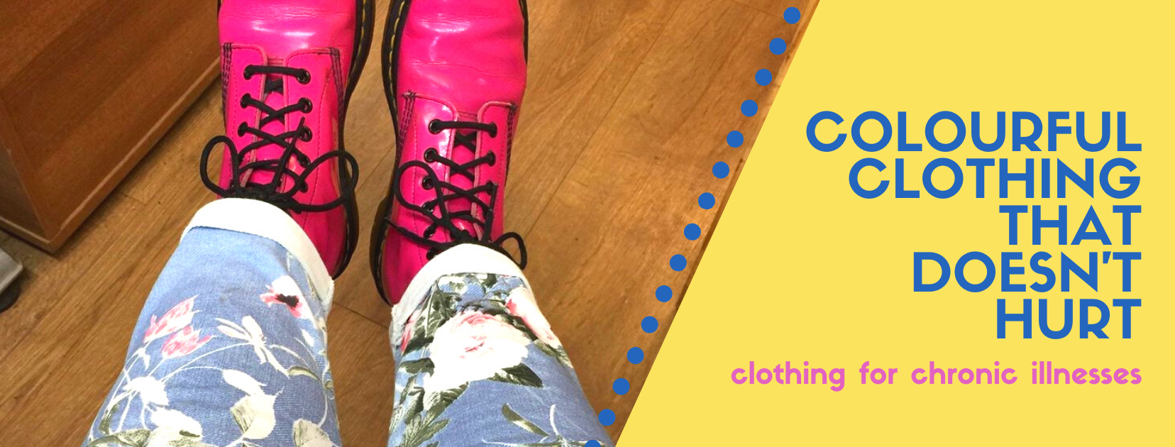 Header for Clothing for Chronic Pain Pillar Page