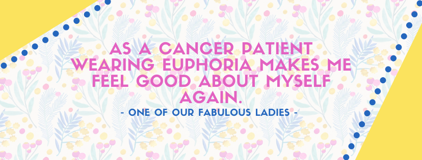 Chronic Illness Clothing that makes you feel good about yourself quote at Euphoria Boutique