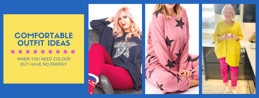 Comfortable clothing for Chronic Illness three outfit ideas at Euphoria Boutique