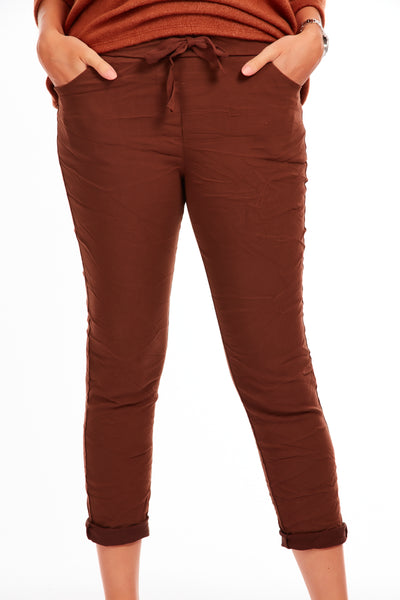 Magical stretch trousers - Coco