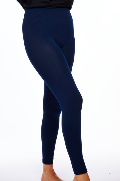 Magic fleece leggings - Navy