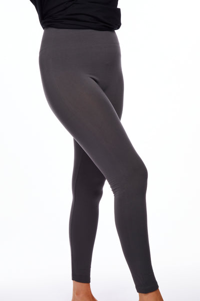 Magic fleece leggings - Grey