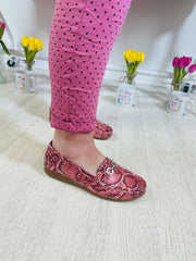 NEW - Special offer comfort loafer - Deep Pink