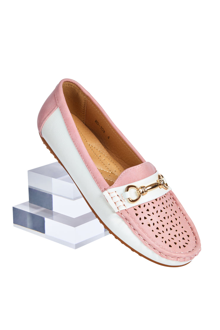 Comfort loafers - Harbour Pink