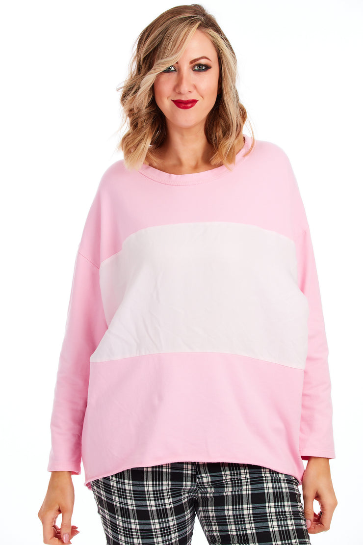 Spellbound sweater - Candyfloss Pink