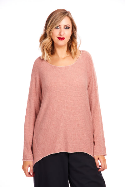 Ruby ribbed knit - Tan