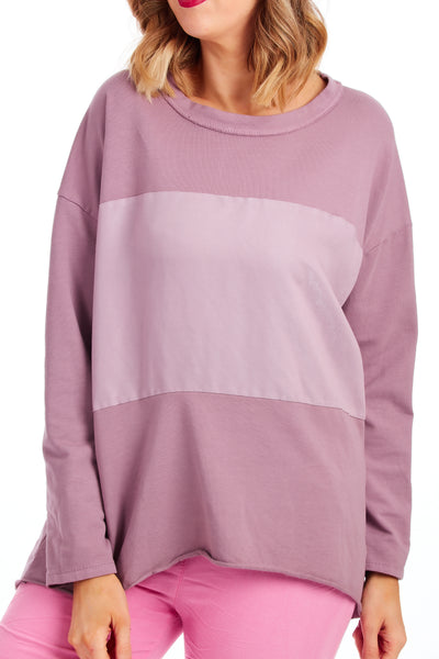 Spellbound sweater - Deep Lilac