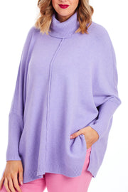 Heavenly premium knit - Lilac